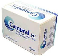 Acamprosate tablets